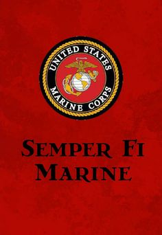 Card for Marines