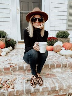 A Cup of Joy - September 2019 - Pure Joy Home Relaxing Fall Outfits Estilo Fashion, Look Fashion, Fashion Outfits, Womens Fashion, Fashion Trends, Fall Fashion, Fashion Clothes, Retro Fashion, Fashion Tips
