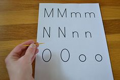 So many nifty little preschool learning activities on this blog post.