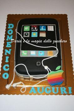 #Torta iPod #iPod cake #