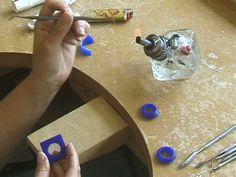 Hot Wax Carving. ART 319 Hot Wax Carving demo