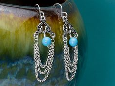 Free Ideas: Artbeads.com - Turquoise Spell