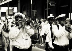 Music in the Streets of New Orleans
