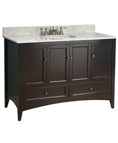 """Berkshire 48"""" Bathroom Vanity"""