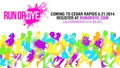 Join us for the Freedom Festival and color run!
