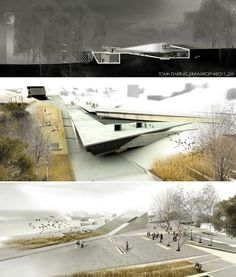 Urban Park of Palouriotissa , Latsia, Cyprus Architectural Competition_Special Mention KATERINA DASKALAKI, FOTIS ZAPANTIOTIS