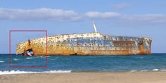 Image result for ss america wreck now