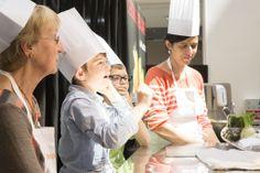 #Atelier #cuisine avec les chefs à NICETOILE