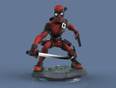 Deadpool inspired by the amazing disney infinity style. modeled in zbrush, rendered in keyshot. costume design reimagined from the amazing model made by Alessandro Baldasseroni. Pop Marvel, Marvel Heroes, Baby Marvel, Cartoon Network Adventure Time, Adventure Time Anime, Marvel Characters, Cartoon Characters, Game Character Design, Character Art