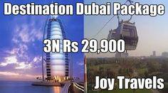 Destination Dubai Package Know More http://www.joy-travels.com/package-details/45-destination-dubai