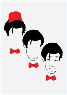 Doctor Who. The Eleventh. Matt Smith.