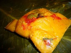 Panamanian Tamales recipe by pelleb, via Flickr