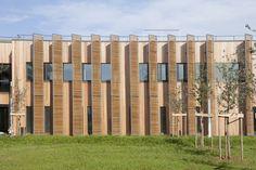 Véolia Environnement Centre Est / Arte Charpentier Architectes