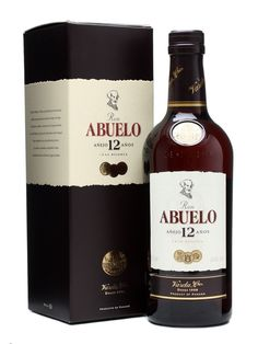Ron Abuelo 12 Year Old Anejo Rum