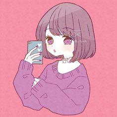 Kawaii Chibi, Kawaii Art, Anime Chibi, Kawaii Anime, Cute Anime Pics, Anime Girl Cute, Anime Sisters, Anime Fairy, Fanarts Anime