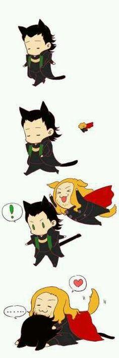 Thor Kitty :3