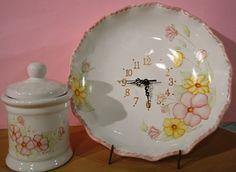 Ceramica pintada por Cecil Somosa