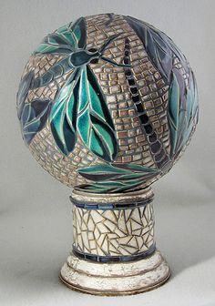 Dragonfly-Gazing-Ball-etsy-457x651 Dragonfly Gazing Ball –  Enchanted Mosaics etsy