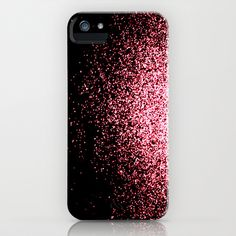 infinity in red iPhone Case by Marianna Tankelevich - $35.00