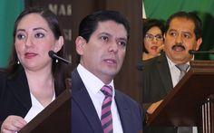 Los diputados Noemí Ramírez, Ernesto Núñez y José Guadalupe Aguilera hicieron un llamado a hacer consciencia sobre el impacto ecológico que tiene el uso y derroche de los recursos, así ...