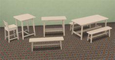 Veranka: IKEA Inspired NORRAKER Add-ons • Sims 4 Downloads