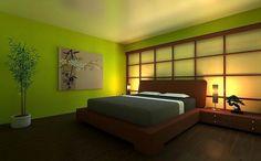 Minimalist Japanese Bedrooms Design Ideas