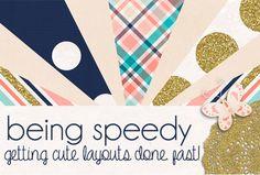 Being Speedy: Gettin