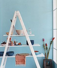 Step 3 | Why bother buying kitchen shelving? Here's how to whip up your own in a flash.
