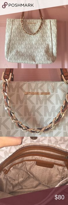 ✨MICHAEL KORS BAG✨ Used michael kors bag, great condition! KORS Michael Kors Bags Totes