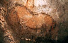 Arte Rupestre :: Cueva de La Peña de Candamo