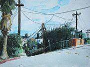 """John Matthew - Baxter street plunge fineartamerica.com, artist """"john matthew"""""""