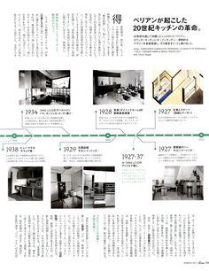 Casa BRUTUS Magazine, March 2011, P38, 10/11