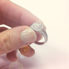 Sublime bague Opera • Dreamy Opera ring #engagementring #ring #love #wedding #diamond #ido #willyoumarryme #engagement
