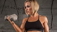 Felicia Romero is an Athlete turned cover model whose looks can swivel heads at break-neck speed. Try out her program for cutting the fat!