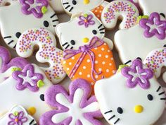 Very cute cookies (SugarBliss).