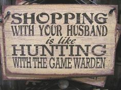 Verses About Husband's | Quotes On Images » All Quotes On Images » Shopping With Your Husband