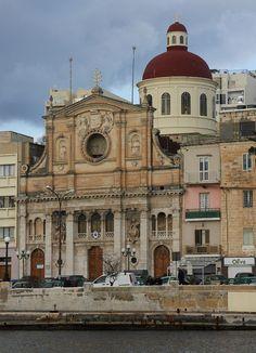 St. Nazzarette Church ~ Sliema