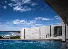 Дом по дизайну Тадао Андо