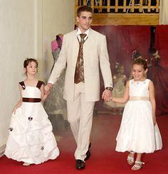 Tenue enfant mariage