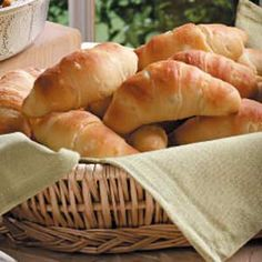 Onion Crescent Rolls
