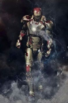 Iron Man •Peter Phuah