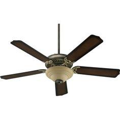 Quorum Capri III 5 Blade Ceiling Fan