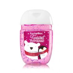Mini Antibactérien Twisted Peppermint Bath and Body Works