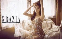 Suzy for GRAZIA
