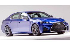 2016 Lexus GS F Idea and Launch Date -
