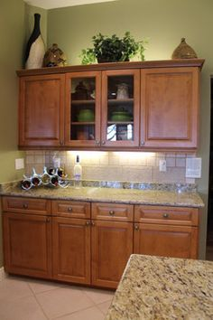 Cabinet Refacing In Naples FL ( AFTER PICTURES )   Traditional   Kitchen    Miami