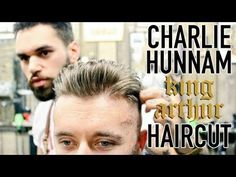 Charlie Hunnam King Arthur Hair - What is the haircut? How to style? - Regal Gentleman