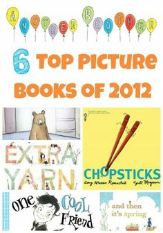 best picture books 2012 for kids part 1