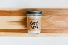 Love You / Valentines Day Collection/ Hand-poured, Premium Soy Candle Valentine's Day Candles #giftsforher #valentinesday #lowcountry #AmazonFinds Soy Candles, Candle Jars, Starbucks Store, Blueberry Cobbler, Witches Brew, Pink Sand, Baby Powder, Burberry Men, Starbucks