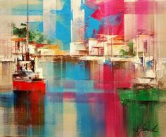 cuadros pintados a espatula - Yahoo Image Search Results Tenerife, Impressionism, Pergola, Abstract Art, Archi Design, Paintings, Contours, Image Search, Art Ideas